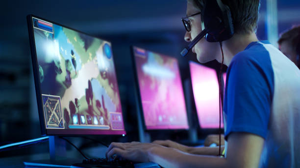رفع احتمالی لگ در بازی های آنلاین